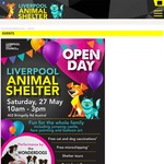 Free Microchipping and Cat and Dog Vaccinations from 10am-3pm on May 27th at The Liverpool Animal Shelter [NSW]