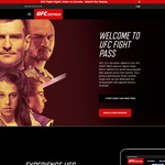 Free 3 Month Trial to UFC Fightpass