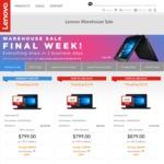 Upto 40% off EOFY Lenovo ThinkPad E570 $879, i5 7200U, 256GB SSD, 8GB RAM $949, i7 7200U, 940MX, 1TB HHD, & 50% off Warranty
