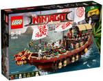 LEGO Ninjago Movie Destiny's Bounty 70618 $166.95 Delivered @ Zavvi.com