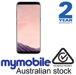 Samsung S8 (+) Plus $948.80 Australian Stock / iPhone 7 Plus 256GB Black $1099.20 Australian Stock Free Delivery @Mymobile eBay
