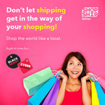 Updated Shop & Ship - Save $20 When You Claim Your Free Shop & Ship Membership and Receive a Local Address in 23 Diff Countries