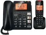 Vtech DECT6.0 Corded / Cordless Combo Phone CLS16651 $67 (was $76) at Target (Officeworks Price-beat possible)