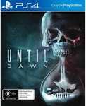 [PS4] Until Dawn $20 (Save $69) @ Big W