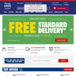Free Shipping Site Wide with $40 or More Spend @ First Choice Liquor
