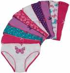 Big W 10-Pack Kids Underwear for $2.50 (25c Each) @ Big W