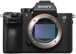 Sony A7R Mark 3 Full Frame Camera Body Only $4077 @ Harvey Norman