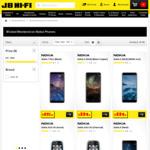 15% off Nokia Phones: e.g. Nokia 7 Plus $551.65, Nokia 6 (2018) $339.15 (Excludes Nokia 8 Sirocco) @ JB Hi-Fi