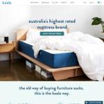 $200 off Any Mattress or Sofa's / Timber Bed Base (15% off) @ Koala