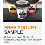 Free 160g Tub Gippsland Yogurt - Woolworths Rewards