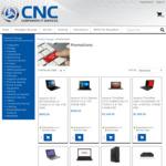"Lenovo V110 (Celeron/15.6"" HD) $399, Lenovo ThinkCentre M710e (Core i7) from $899, NetGear D8500 (AC5300) $599 + MORE @ CNC IT"