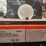 [SA] Harman Kardon Omni10 Bluetooth Speaker - $79.97 @ Costco Kilburn (Membership Required)
