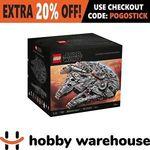 LEGO 75192 Star Wars Millennium Falcon UCS $975.20 Delivered @ Hobby Warehouse eBay