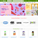 10% off Everything at iHerb for 1 Week