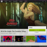 [PC] Free Game - Jill of The Jungle: The Complete Trilogy @ GOG