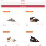 Further 40% off Clearance - Ziera Womens Comfort & Orthotic Shoes - in-Store and Online
