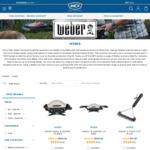 BCF Online - Weber Accessories 20% off + 6% Cashrewards / Free shipping >$100