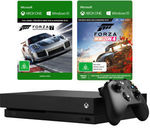 Xbox One X 1TB Forza 4 & Forza 7 or Battlefield 5 & Battlefield 1943 $476.10 @ BigW / + 5 Games $494.10 + Post @ EB Games eBay