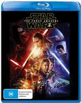 Star Wars - The Force Awakens (Blu-Ray) $9 + Delivery (Free with Prime / $49+) @ Amazon.com.au