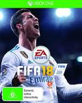 [XB1, PS4] FIFA 18 - $18.00 + Delivery (Free with Prime/ $49 Spend) @ Amazon AU