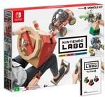 [Switch] Nintendo Labo: Vehicle Kit and Variety Kit - $67 Each (Was $99.95) @ EB Games