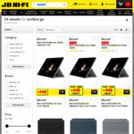Microsoft Surface Go Tablets - 64GB $498, 128GB $698 Pickup or + Delivery @ JB Hi-Fi