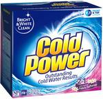 Cold Power 2 in 1 with a Touch of Fabric Softener, Detergent, 900g $4.40 + Delivery ($49+/Free with Prime) @ Amazon AU