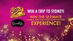 Win a Charlie and the Chocolate Factory Experience - The New Musical for 4 Worth $10,060 from Nine Network