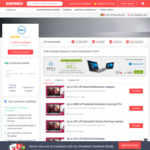12% Cashback at Dell via ShopBack