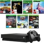 Xbox One X 1TB Console + Fallout 76, Battlefield V, PUB G, Halo Wars 2, Forza Horizon 4 + More $549 + Delivery @ Big W (Online)