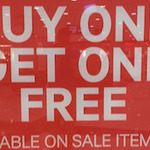 H&M - Buy 1 Get 1 Free on Sale Items