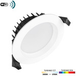 10W Smart Prism RGBW Wi-Fi Downlight 90mm from $67.95 (15% off /W Coupon) @ Lectory.com.au