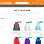 Anaconda Snow Gear Sale Jackets from $49 Club Members Only (Free to Join)