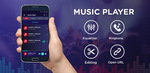 [Android] Music Player Pro App Free (Was $5.99) @ Google Play