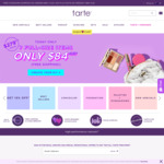Tarte Cosmetics 7 Item Pack $84 free shipping (up to $279 value)