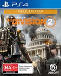 [PS4, XB1] The Division 2 Gold Edition $68.99 Delivered @ Amazon AU