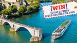 Win a South of France River Cruise for 2 Worth $25,280 from SBS