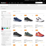 30% off Reebok CrossFit Nano Series Training Shoes 2, 4, 6, and 8 (Starting from $119 Delivered) from Reebok Au