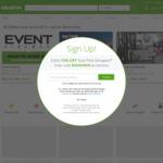 Groupon 10% off Sitewide, 15% Cashback at ShopBack