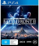 [PS4] Star Wars: Battlefront 2 - $5 + Delivery @ Harvey Norman