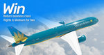 Win Return Business Class Flights for Two to Vietnam with Vietnam Airlines Worth $6700 from Points Finder