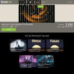 Wojciech Golczewski VIP Music Bundle on Groupees - US $2 (~AU $3) Minimum