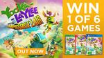 Win 1 of 6 XB1/PS4/Switch Copies of Yooka-Laylee and The Impossible Lair from EB Games
