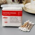 160 (2 Packs of 80) Cotton Swabs US $0.64 (~AU $0.97) Shipped @ Joybuy