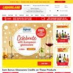 Spend $99 and Save $10, Spend $149 and Save $20, Spend $299 and Save $45 @ Liquorland Online