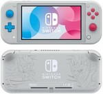 [Switch] Nintendo Switch Lite Zacian and Zamazenta Edition Console + Pokemon Sword or Shield $351.18 (Free C&C) @ Harvey Norman
