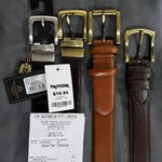 [QLD] William Hunt London Belts $19.95 @ TK Maxx, Loganholme Hyperdome