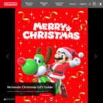 [Switch] Festive Offers Sale (up to 90% off) @ Nintendo Switch eShop