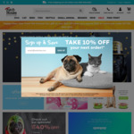 15% off Sitewide (No Minimum Spend) + Free Delivery Over $29 @ Pet House