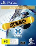 [PS4] Steep X Games Gold $9.95 + Delivery ($0 with Prime/ $39 Spend) @ Amazon AU